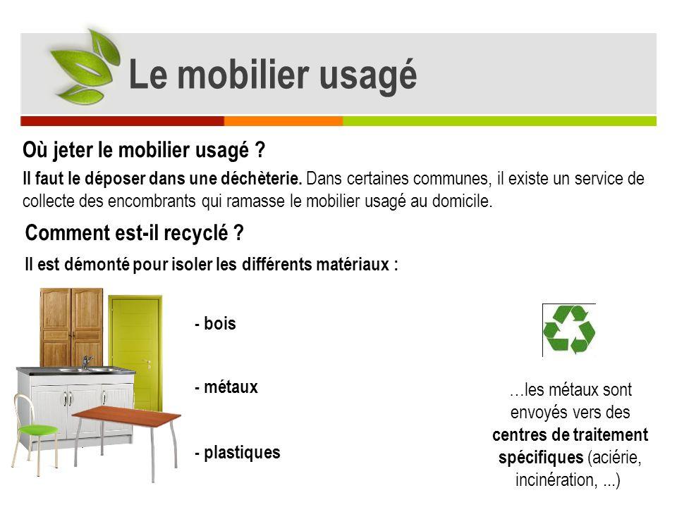 trier valoriser recycler ppt video online t l charger. Black Bedroom Furniture Sets. Home Design Ideas