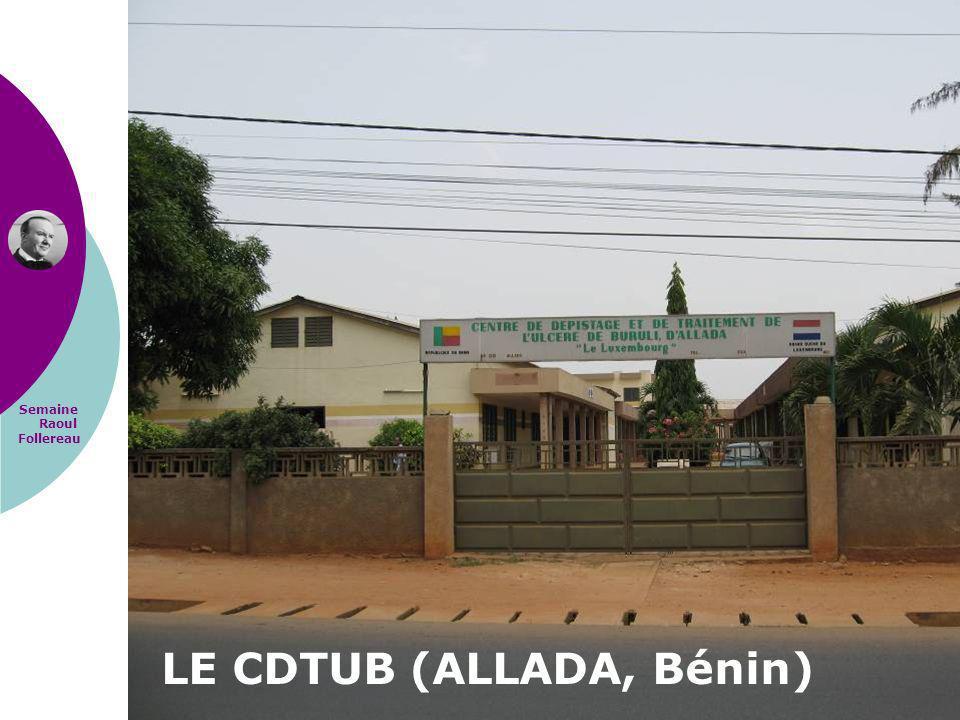 LE CDTUB (ALLADA, Bénin)
