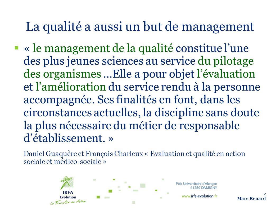 qualité evaluation medico social