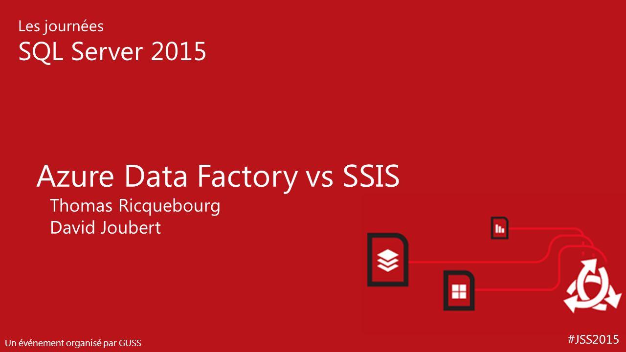 Azure Data Factory vs SSIS