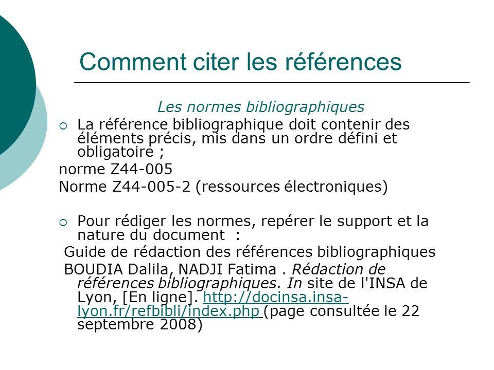 la recherche et synth u00e8se bibliographique  u2013 fili u00e8res m u00e9tiers