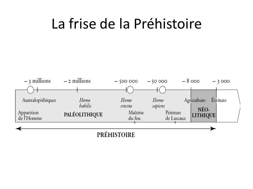 Populaire La vie des premiers hommes: Évolution, premières traces - ppt  MB73