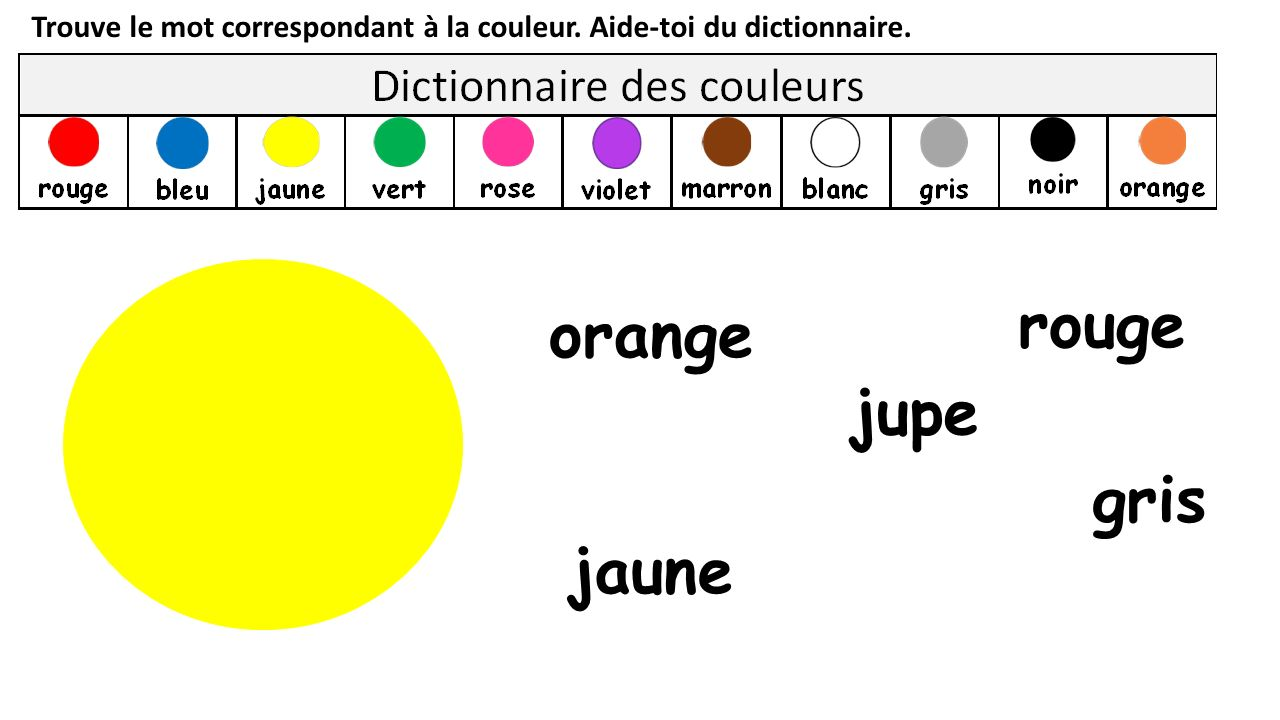 rouge orange jupe gris jaune