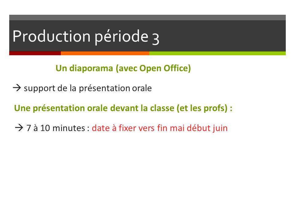 Projet sciences et histoire ppt t l charger - Diaporama avec open office ...