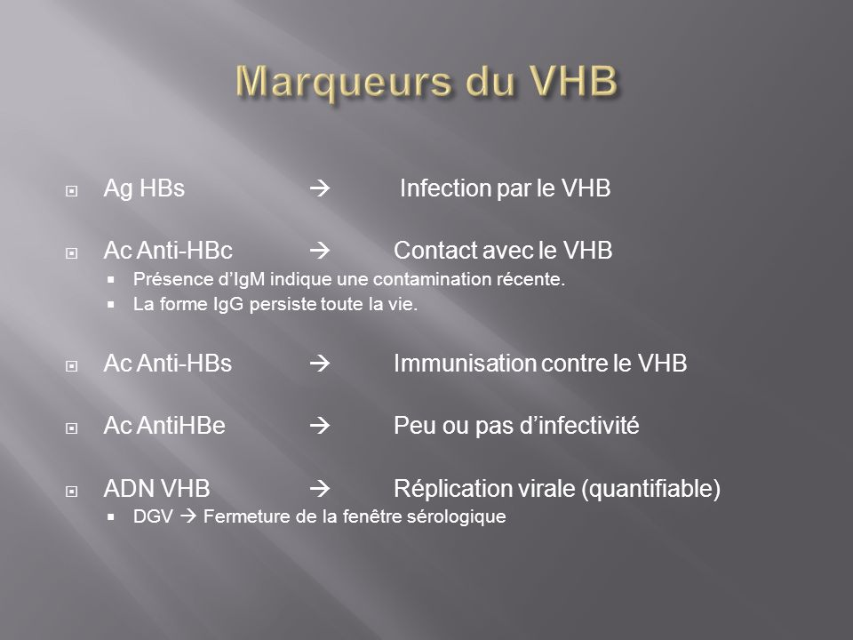 Epid miologie du virus de l h patite b ppt video online for Fenetre serologique