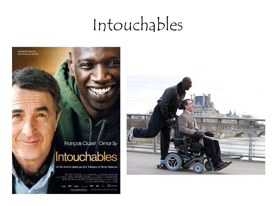 Intouchables Accueil Cinéma Tous les films Film Comédie Intouchables