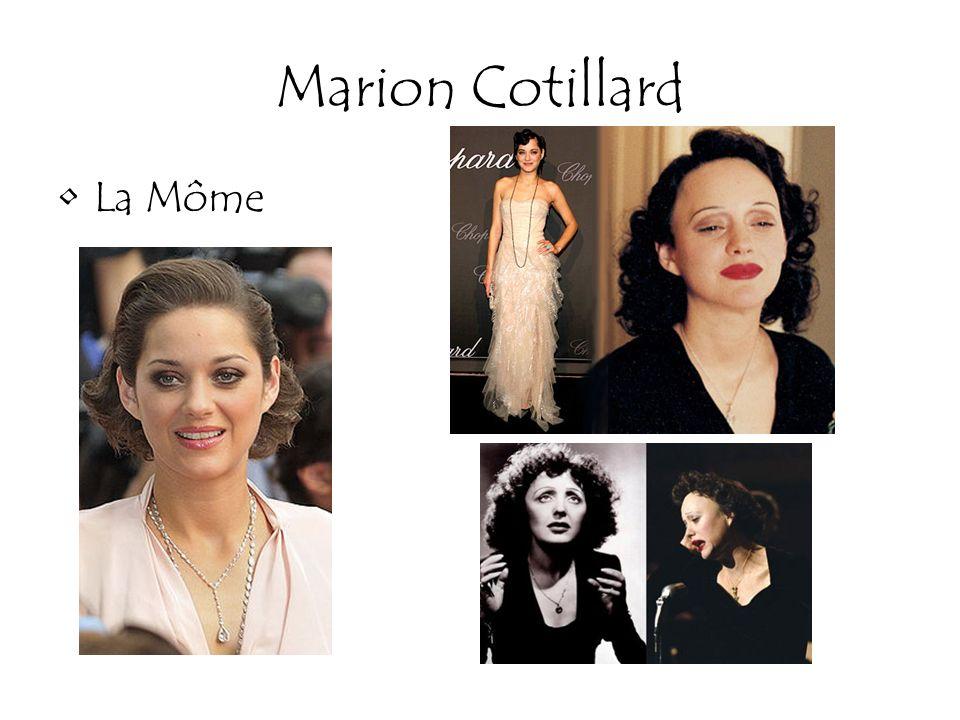 Marion Cotillard La Môme