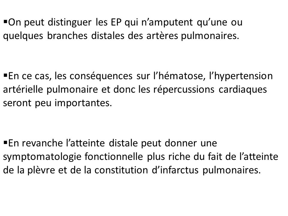 Embolie pulmonaire dr h foudad ppt video online t l charger - Peut on couper des branches du voisin ...