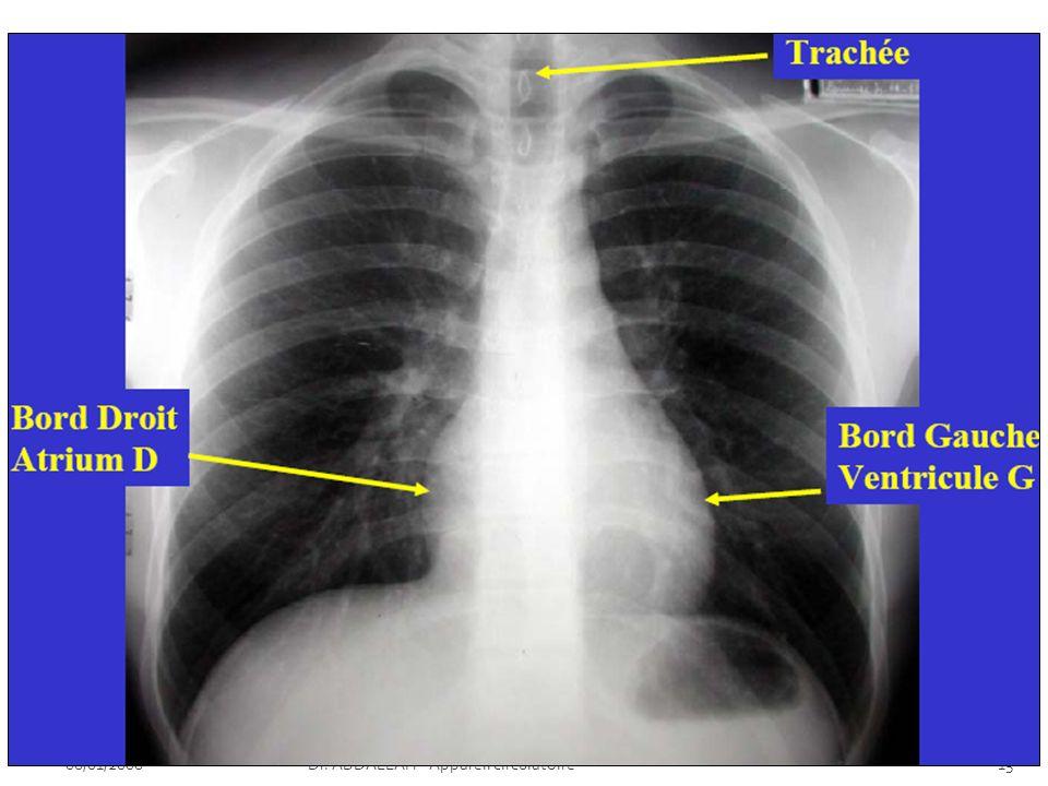 08/01/2008 Dr. ABDALLAH - Appareil circulatoire