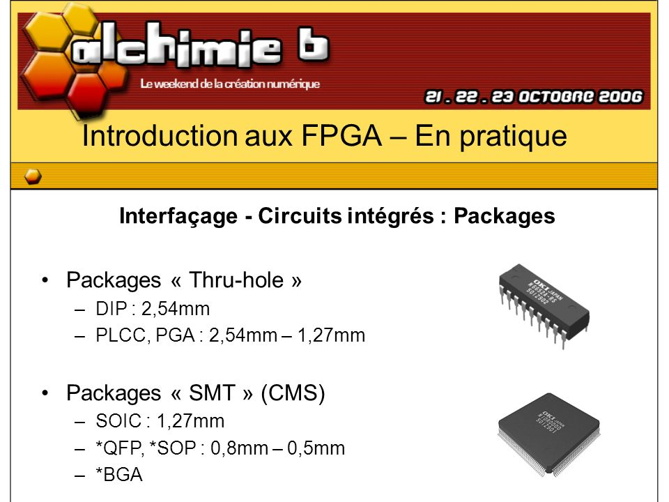 Introduction aux FPGA – En pratique