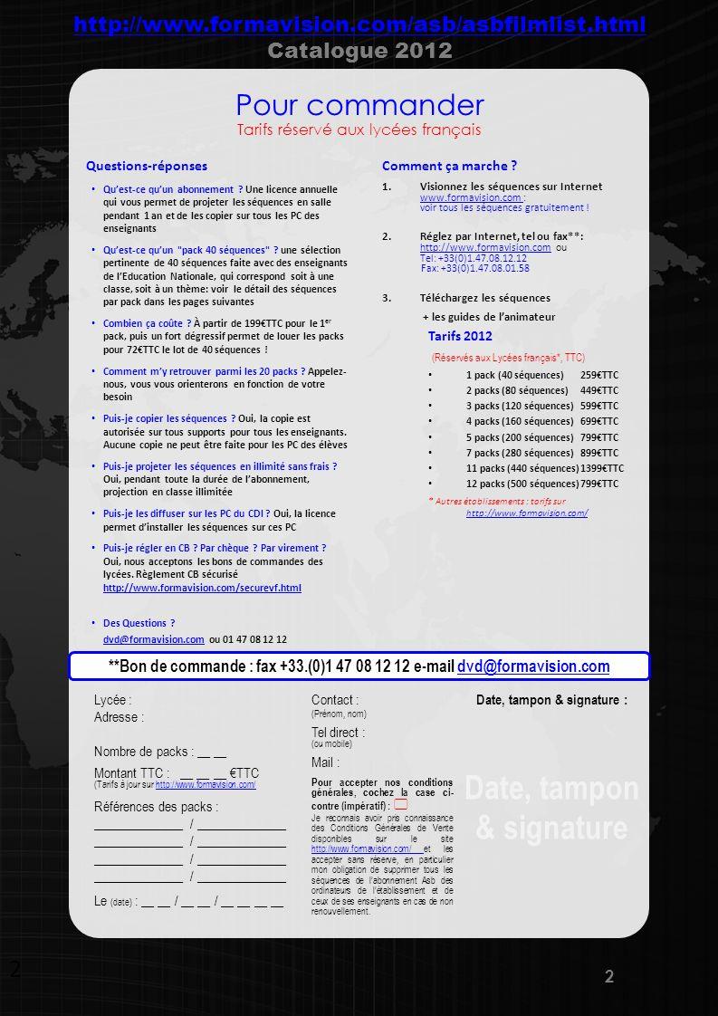 Date, tampon & signature : Date, tampon & signature