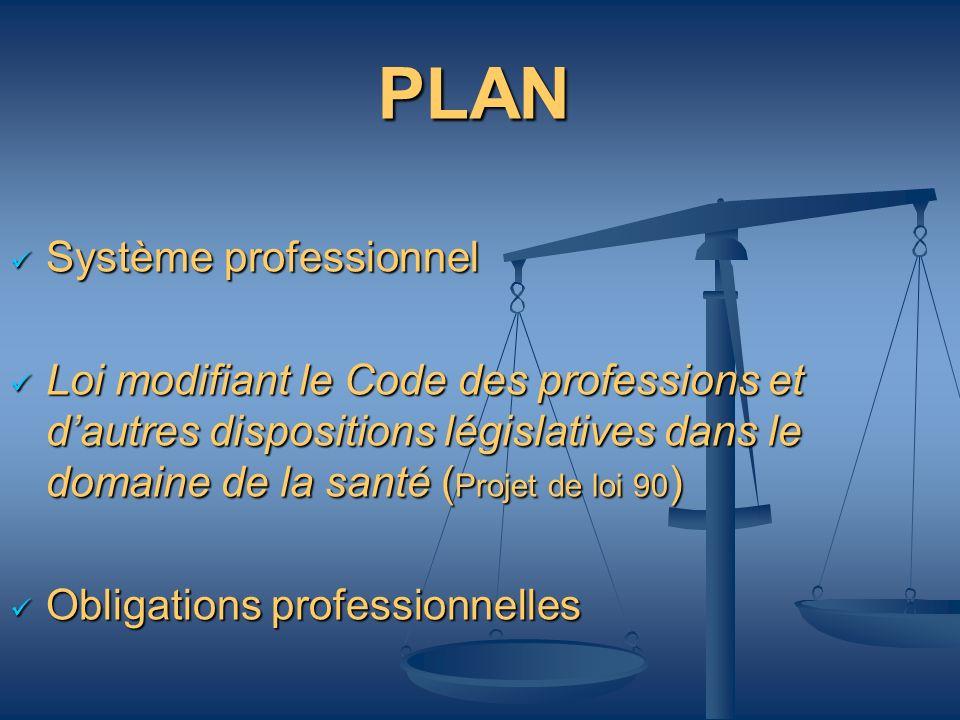 PLAN Système professionnel