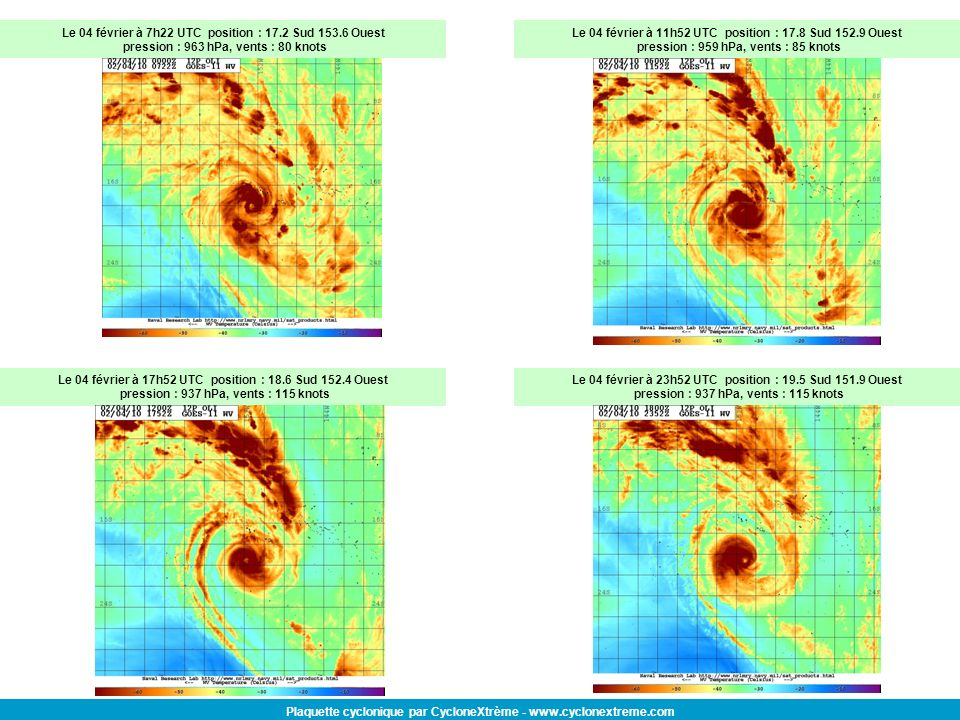 Plaquette cyclonique par CycloneXtrème - www.cyclonextreme.com