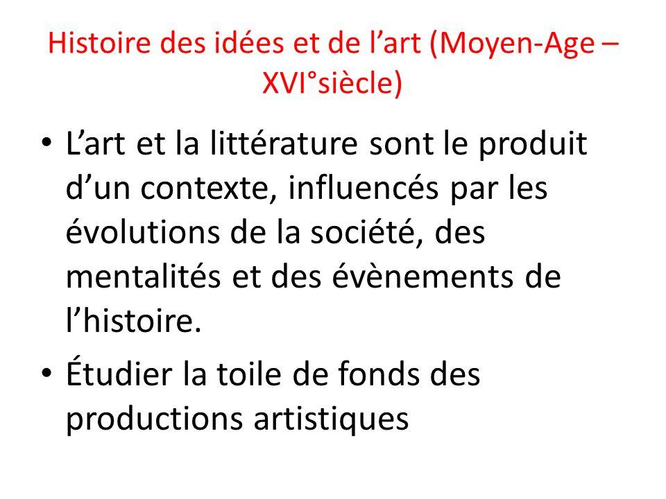 Histoire des id es et de l art moyen age xvi si cle - La chambre des officiers contexte historique ...