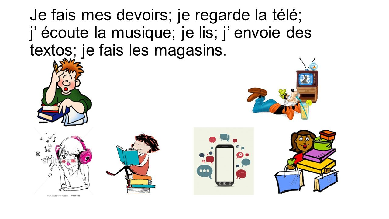 ma routine french 1 madame gunn ppt video online t l charger. Black Bedroom Furniture Sets. Home Design Ideas