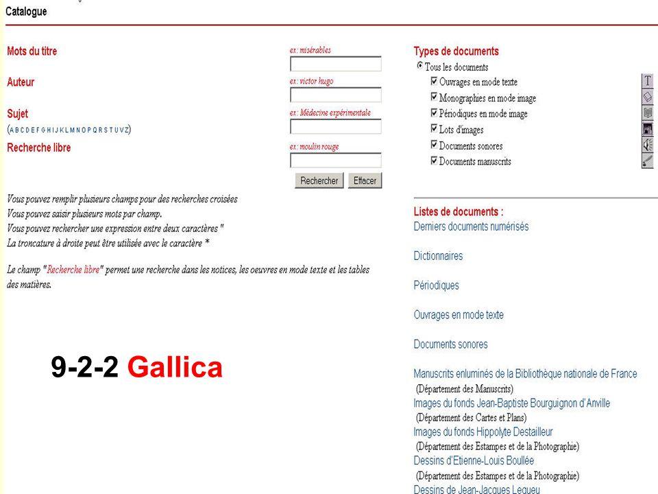 Gallica 9-2-2 Gallica
