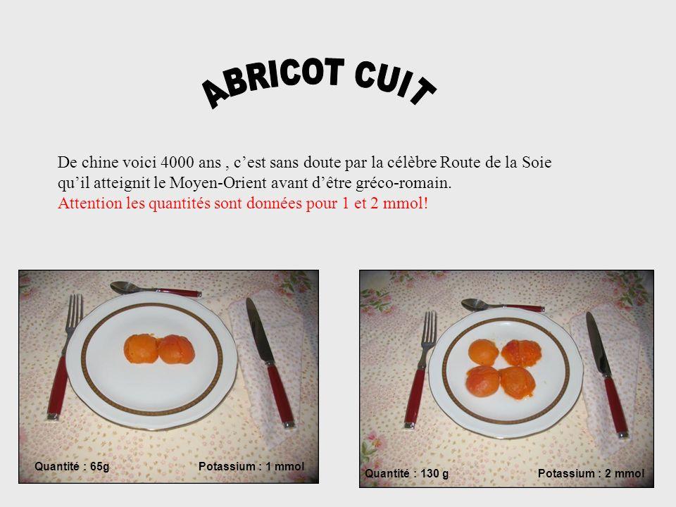 ABRICOT CUIT