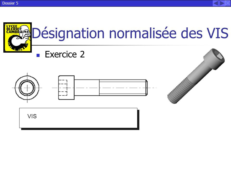 Exercice 2 VIS