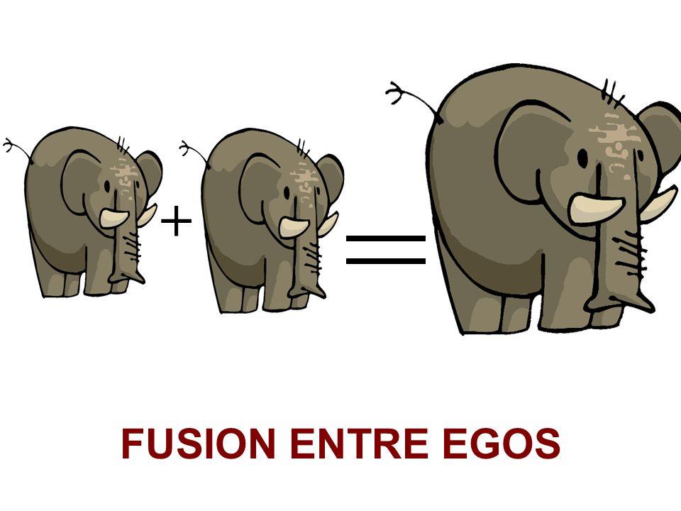 + FUSION ENTRE EGOS