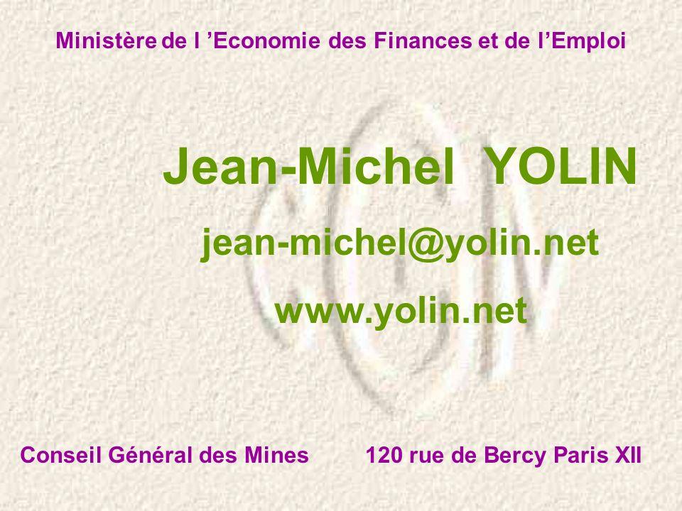 Ministère de l 'Economie des Finances et de l'Emploi
