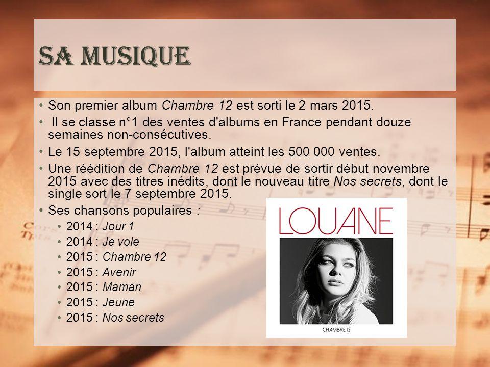 Louane ppt video online t l charger for Musique de louane