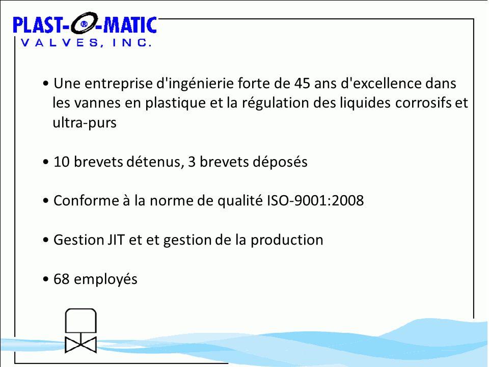 • Une entreprise d ingénierie forte de 45 ans d excellence dans