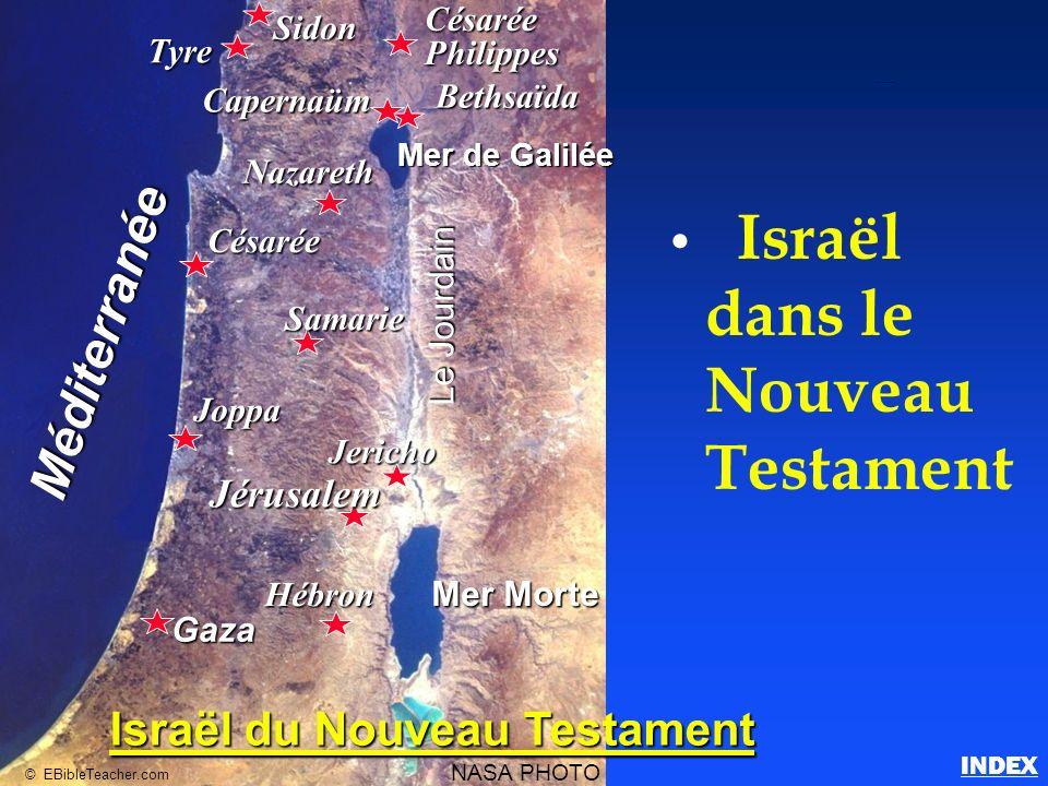 Israël dans le Nouveau Testament