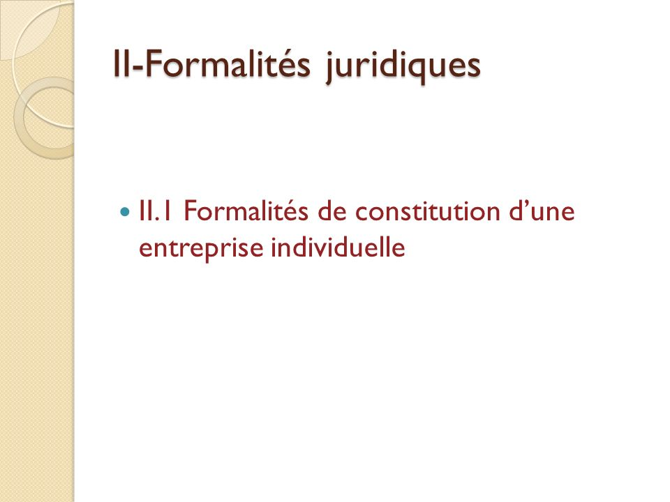 Etude juridique ppt video online t l charger Formalites constitution sci