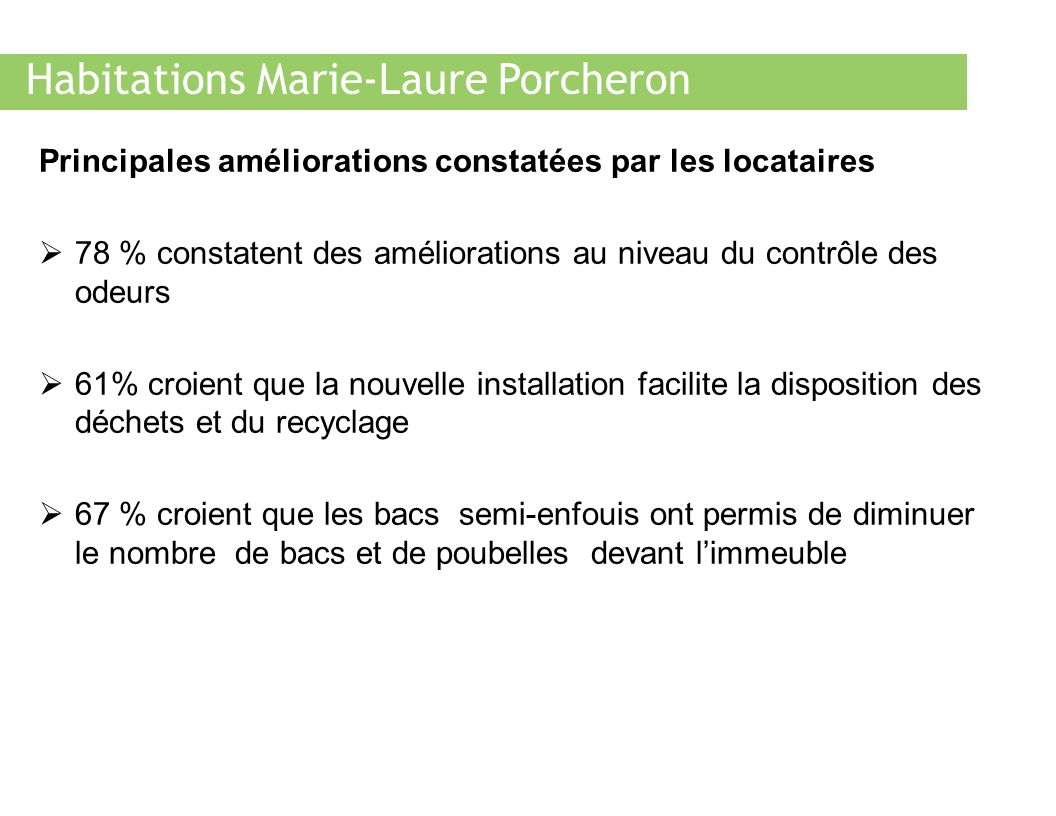 Habitations Marie-Laure Porcheron