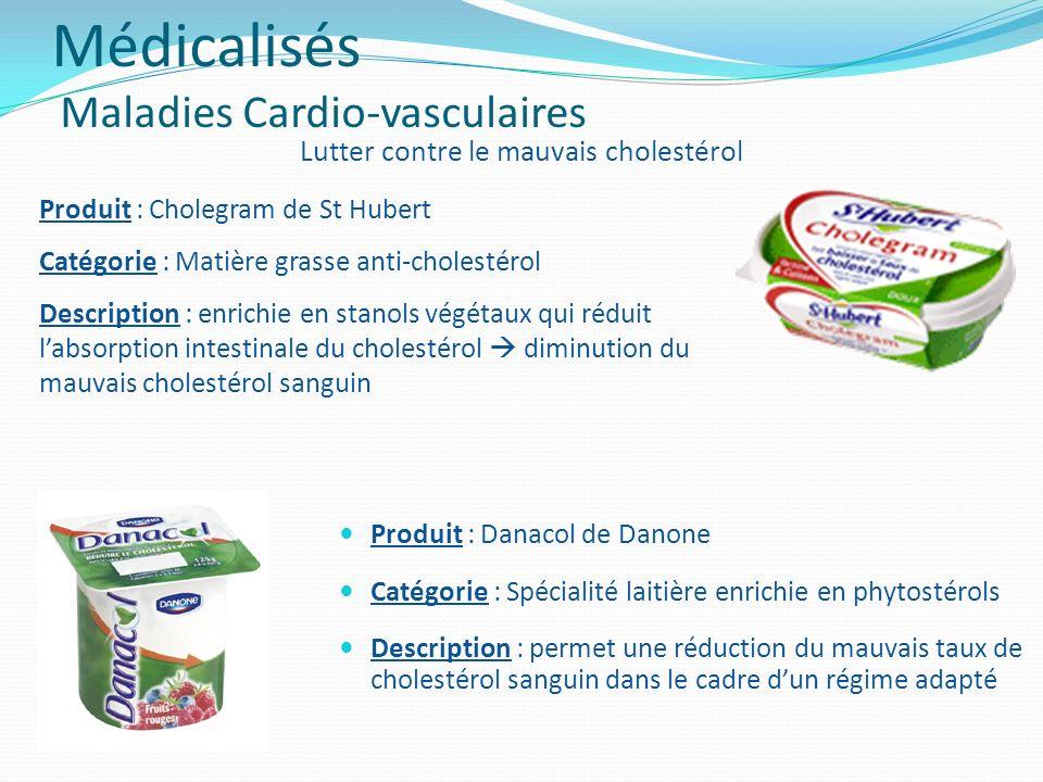 Lutter contre le mauvais cholestérol