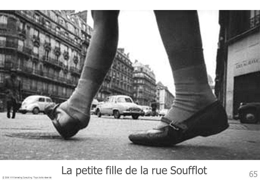La petite fille de la rue Soufflot