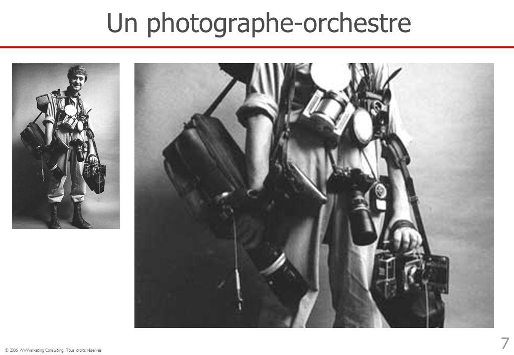 Un photographe-orchestre