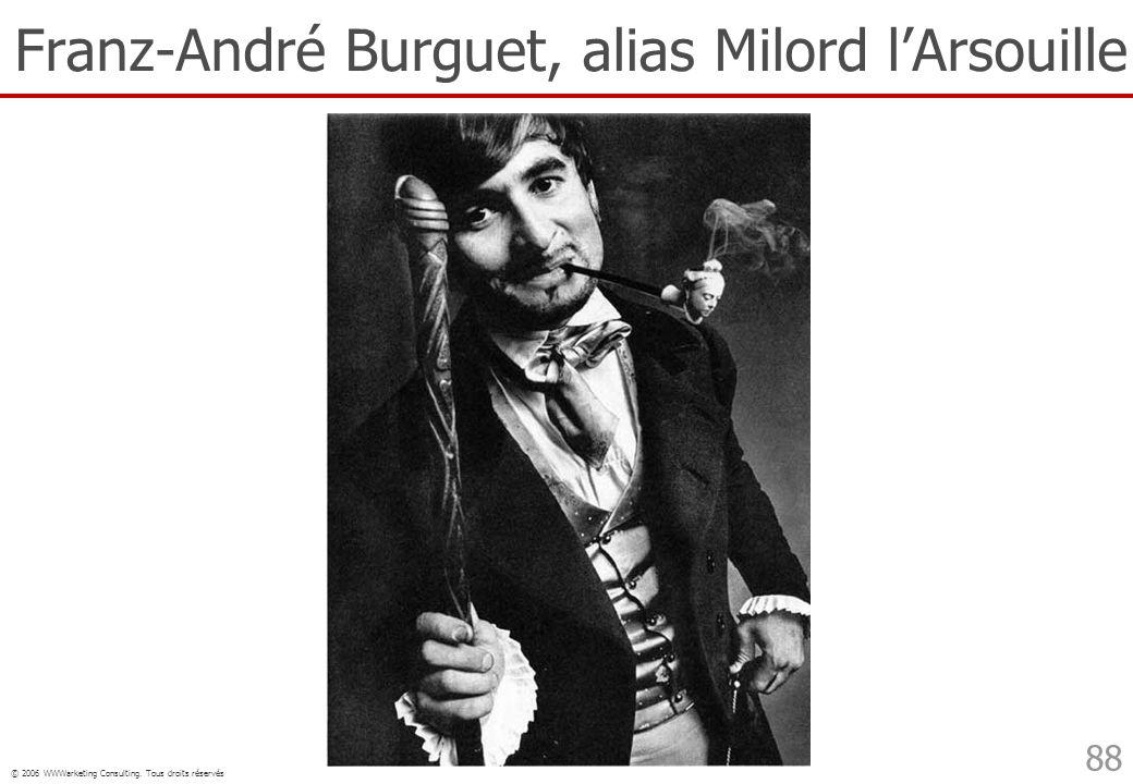 Franz-André Burguet, alias Milord l'Arsouille