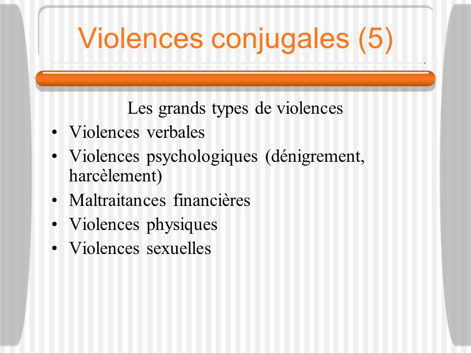 Violences conjugales (5)