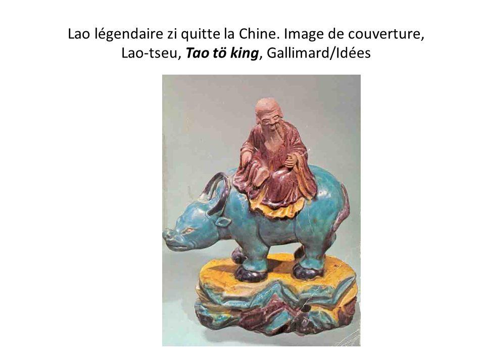 Lao légendaire zi quitte la Chine