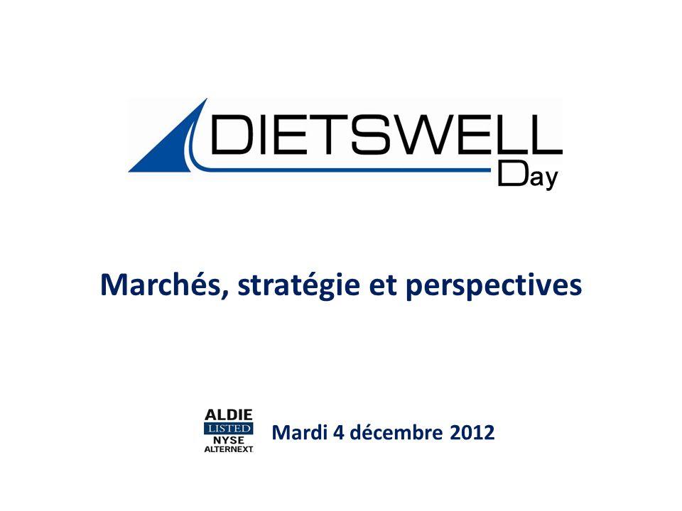 Marchés, stratégie et perspectives