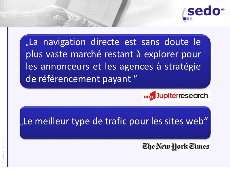 """""""Le meilleur type de trafic pour les sites web"""