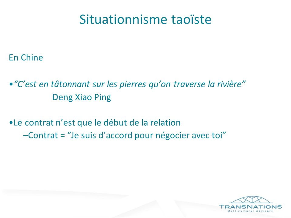 Situationnisme taoïste