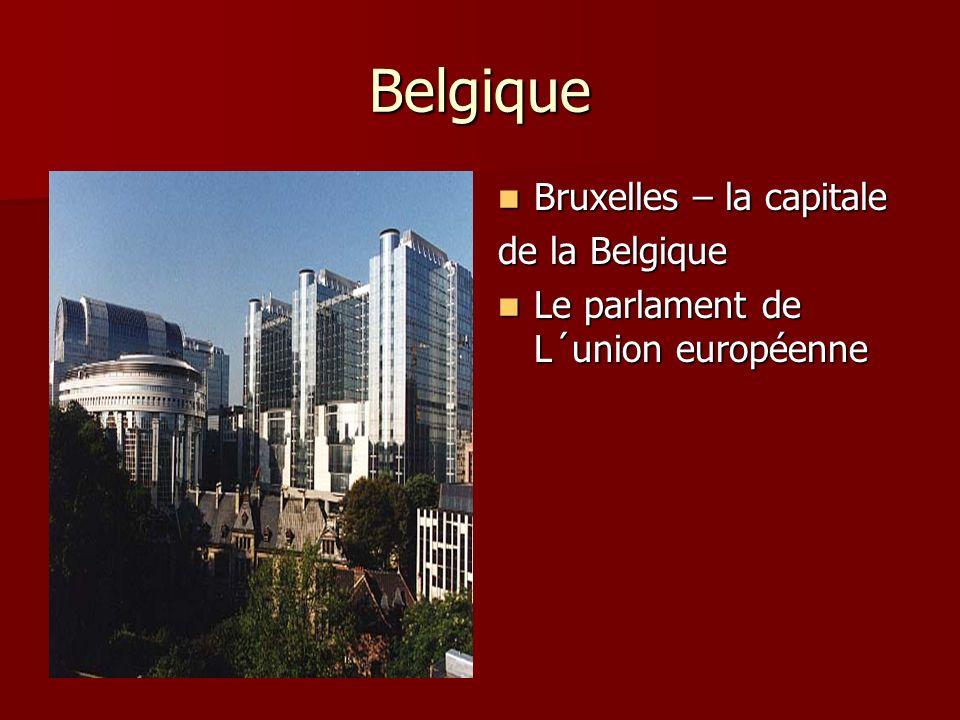 Belgique Bruxelles – la capitale de la Belgique