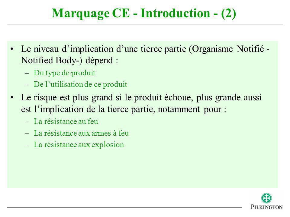 Marquage CE - Introduction - (2)