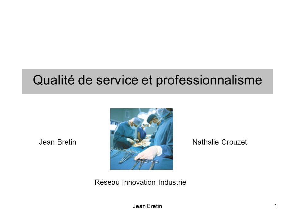 Qualité de service et professionnalisme