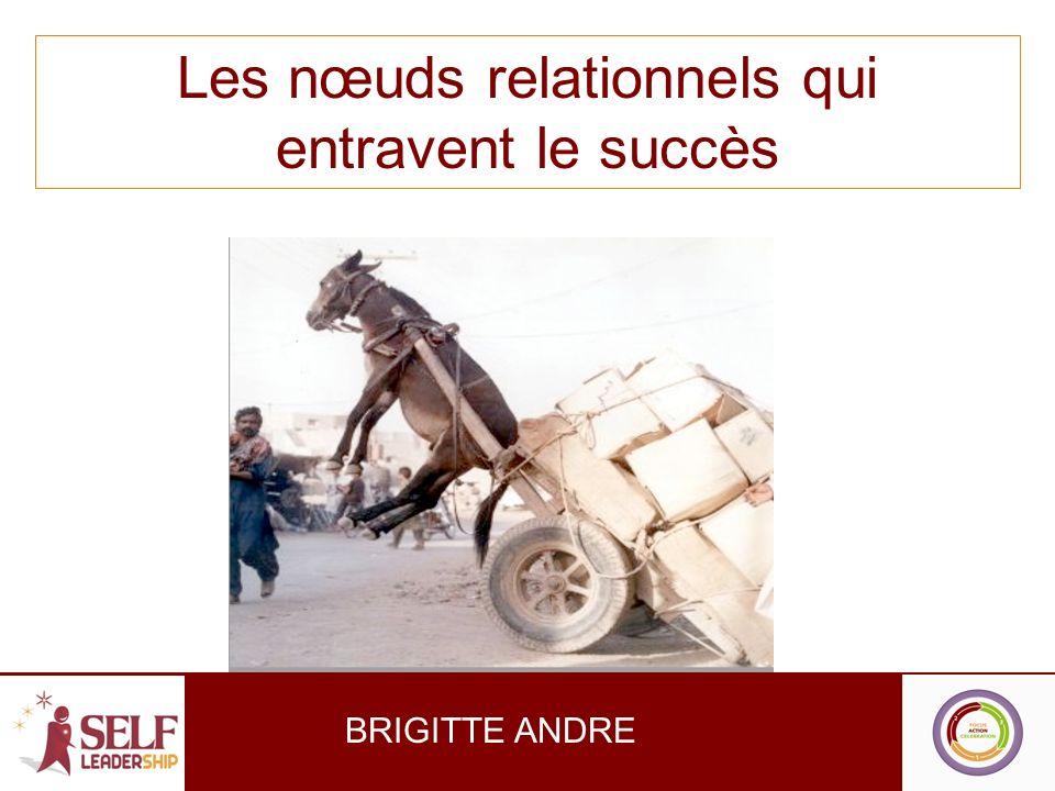 Les nœuds relationnels qui entravent le succès