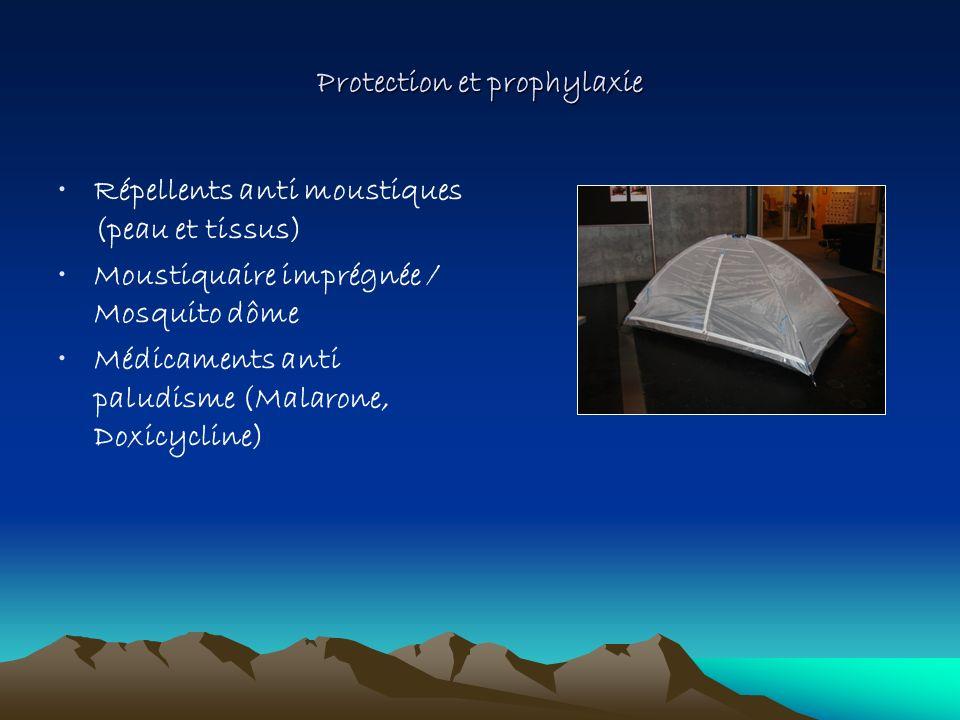 Protection et prophylaxie