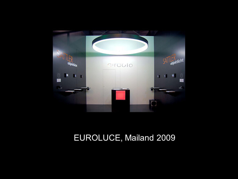 EUROLUCE, Mailand 2009