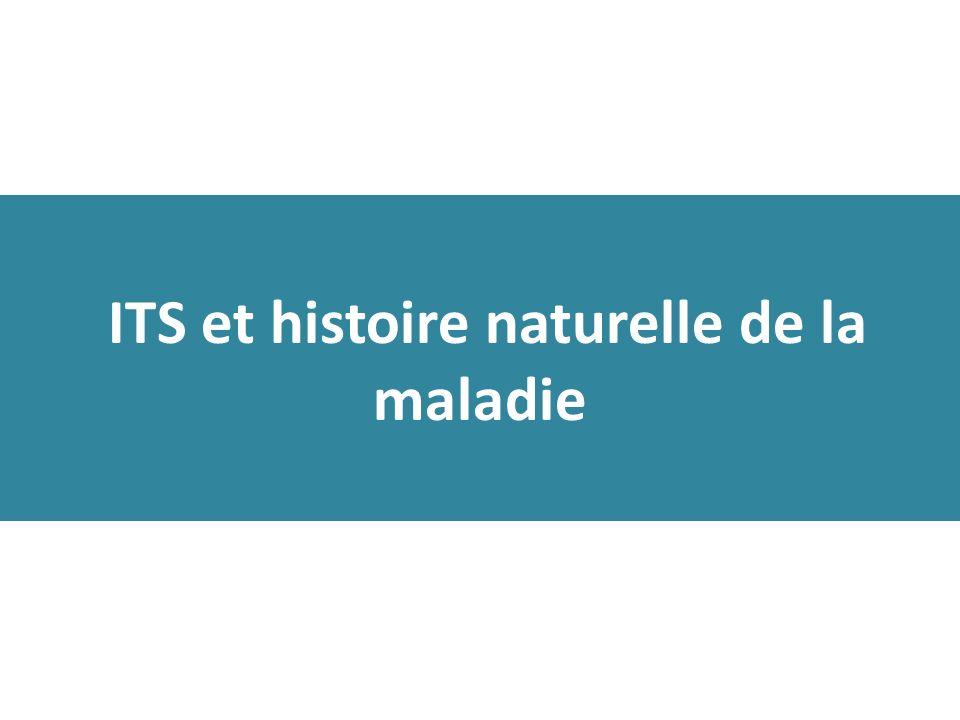 ITS et histoire naturelle de la maladie