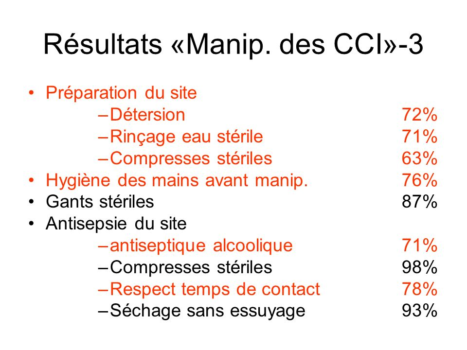 Résultats «Manip. des CCI»-3