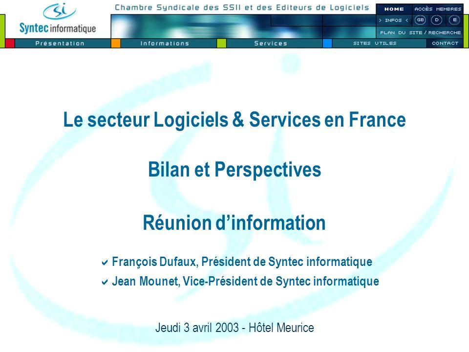 Jeudi 3 avril 2003 - Hôtel Meurice