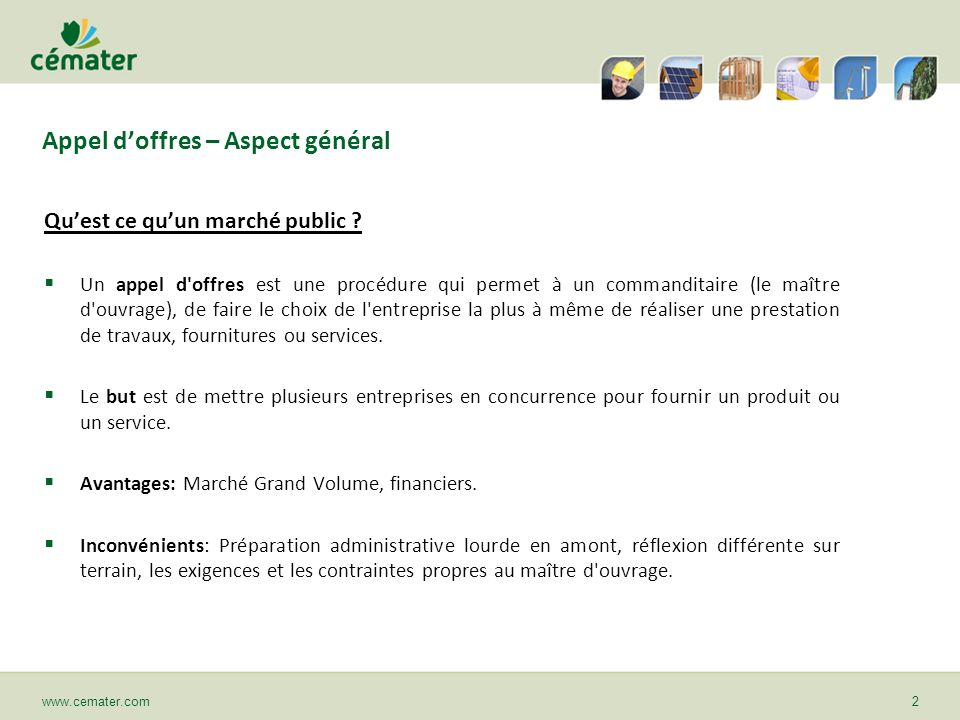 Projets Offres Collaboratifs Guide Synth Se Ppt