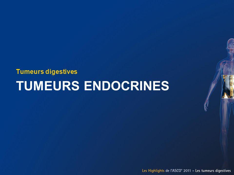 Tumeurs digestives TUMEURS ENDOCRINES