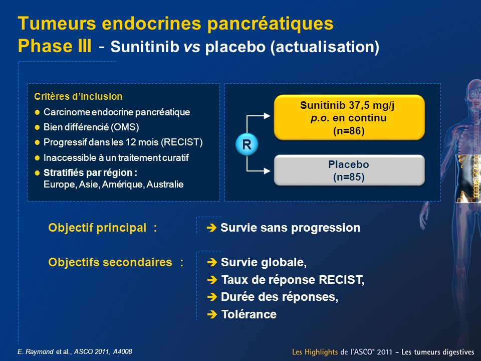 Sunitinib 37,5 mg/j p.o. en continu